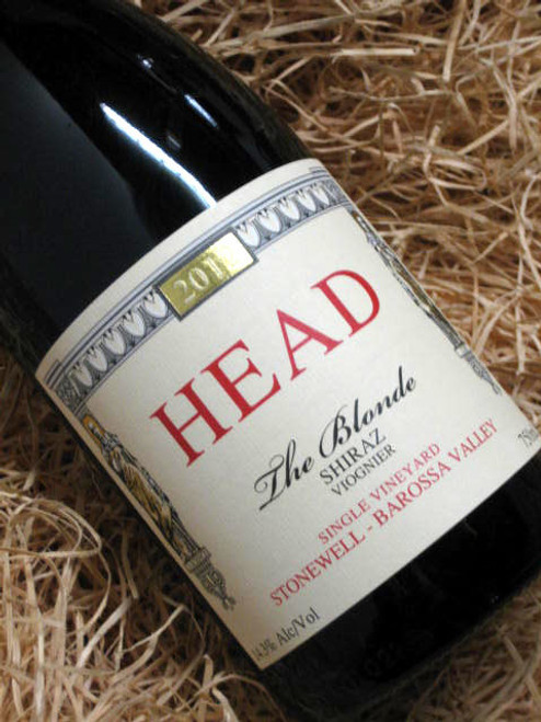 Head Wines The Blonde Shiraz  Viognier 2012