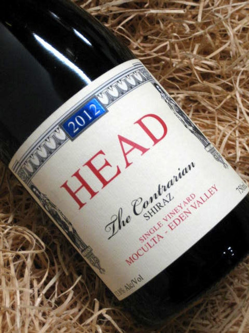 Head Wines Contrarian Shiraz 2012