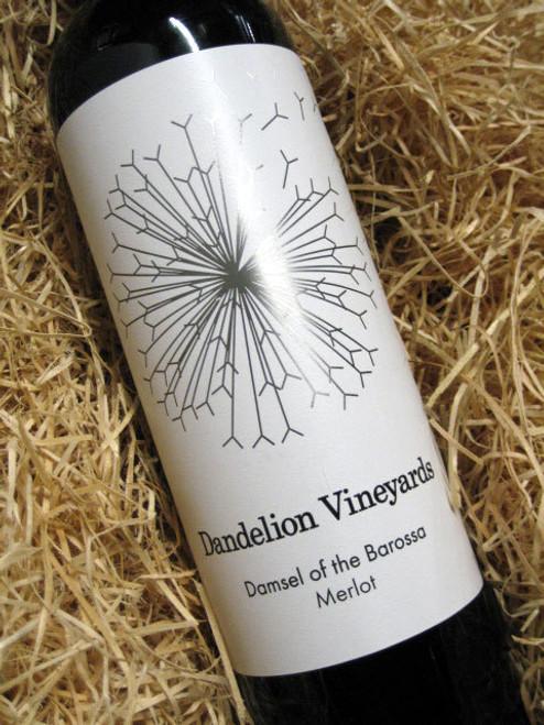 Dandelion Damsel of the Barossa Merlot 2012