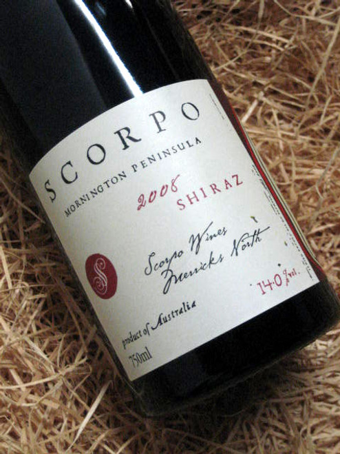 Scorpo Shiraz 2008