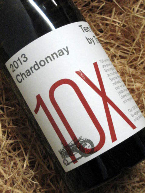 Ten Minutes By Tractor 10X Chardonnay 2013
