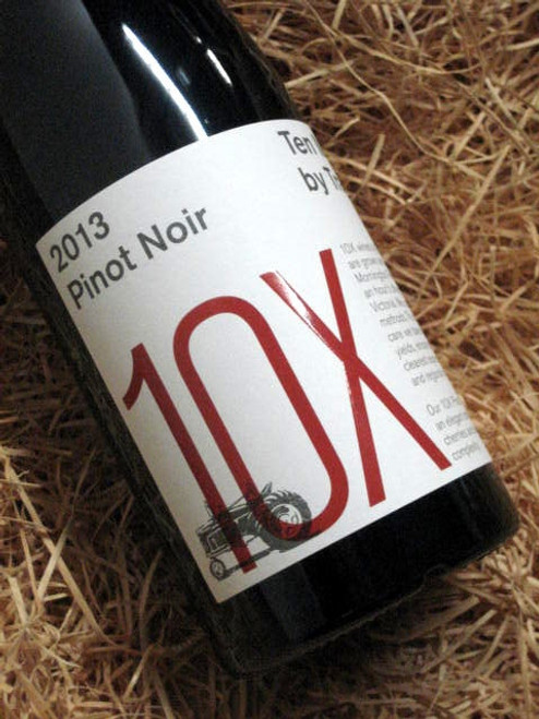 Ten Minutes By Tractor 10X Pinot Noir 2013