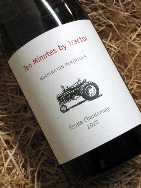 Ten Minutes By Tractor Estate Chardonnay 2012