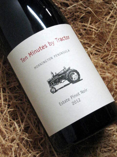 Ten Minutes By Tractor Estate Pinot Noir 2012