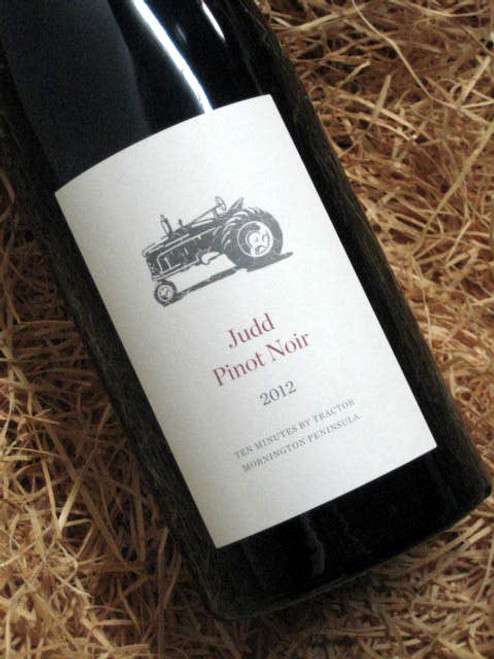 Ten Minutes By Tractor Judd Pinot Noir 2012