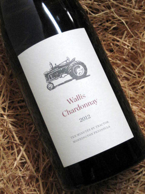 Ten Minutes By Tractor Wallis Chardonnay 2012
