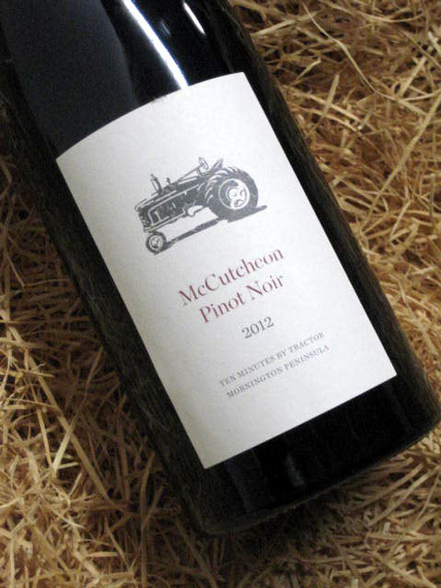 Ten Minutes By Tractor McCutcheon Pinot Noir 2012
