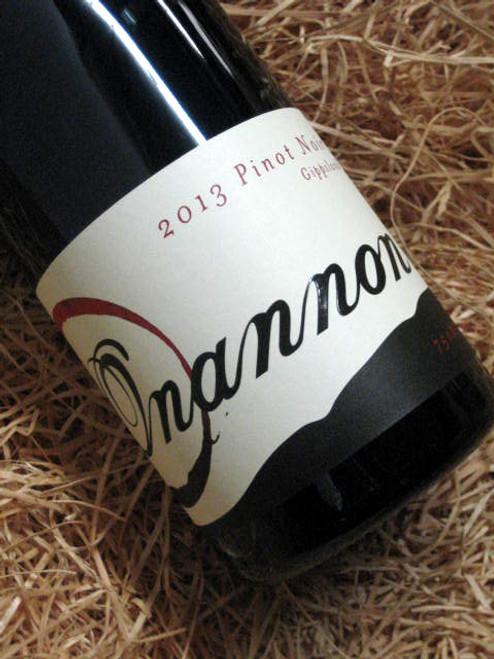 Onannon Gippsland Pinot Noir 2013