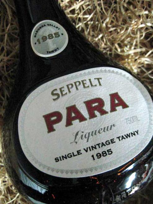 Seppelt Para Liqueur Port 1985