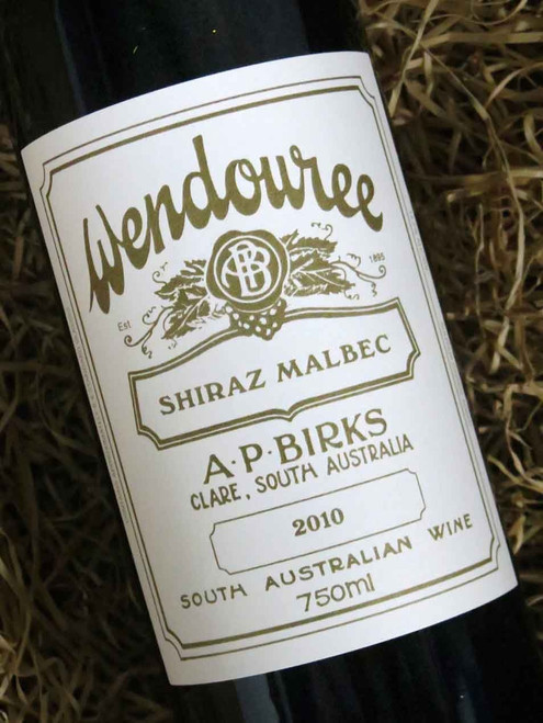 [SOLD-OUT] Wendouree Shiraz-Malbec 2010