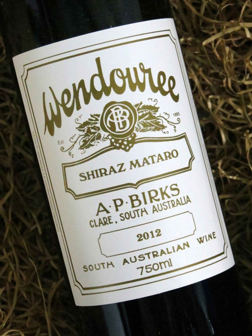 [SOLD-OUT] Wendouree Shiraz-Mataro 2012