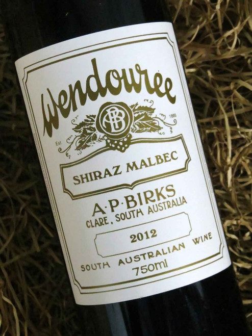[SOLD-OUT] Wendouree Shiraz-Malbec 2012