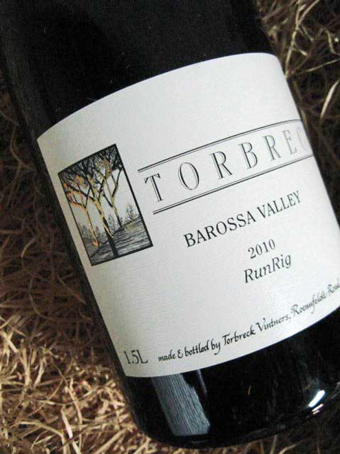 Torbreck Run Rig Shiraz 2010 1500mL