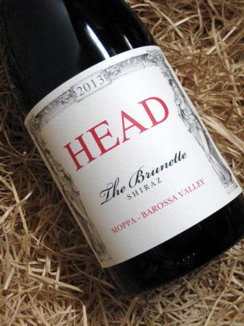 [SOLD-OUT] Head Wines The Brunette Shiraz 2013