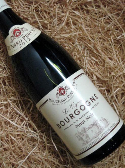 Bouchard Bourgogne La Vignee Rouge 2012