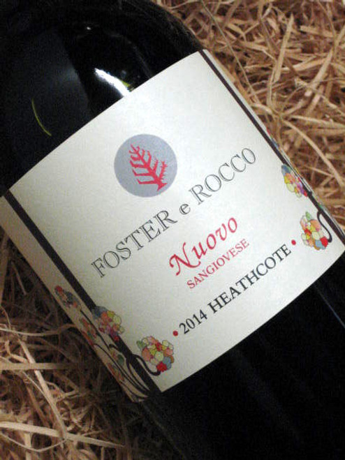 [SOLD-OUT] Foster e Rocco Sangiovese Nuovo 2014