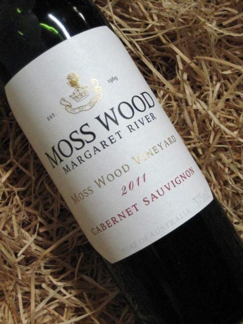 Moss Wood Cabernet Sauvignon 2011 375mL