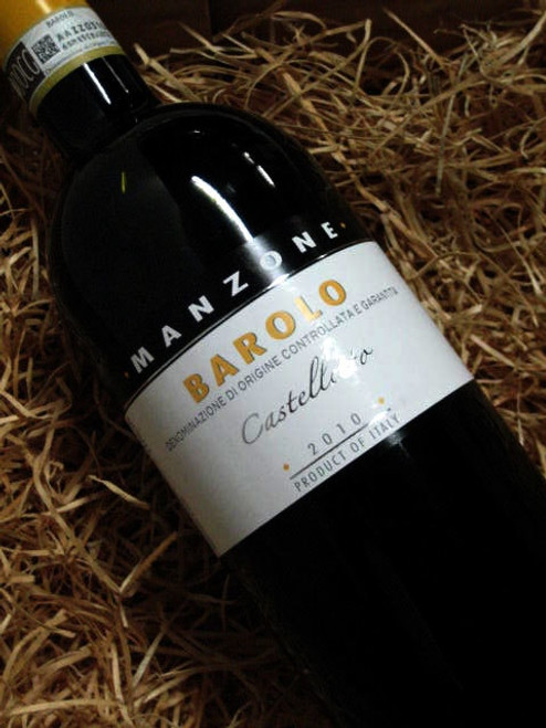 [SOLD-OUT] Manzone Barolo Castelleto 2010