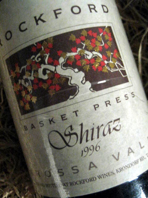 Rockford Basket Press Shiraz 1996