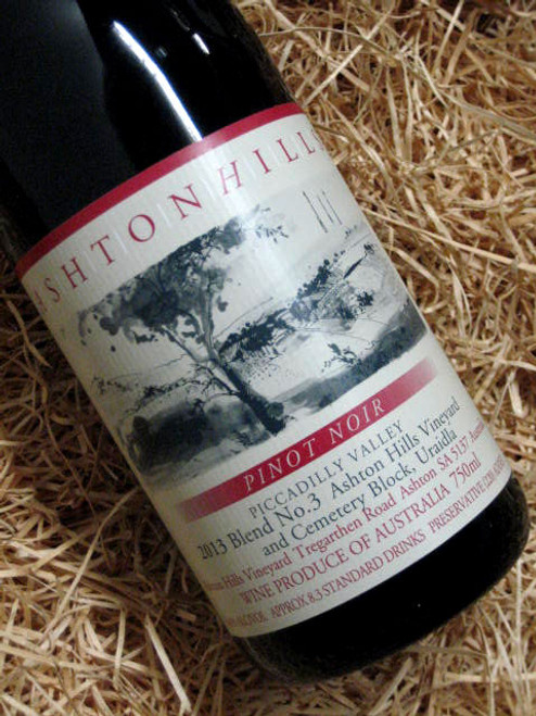 [SOLD-OUT] Ashton Hills Piccadilly 'No. 3' Pinot Noir 2013