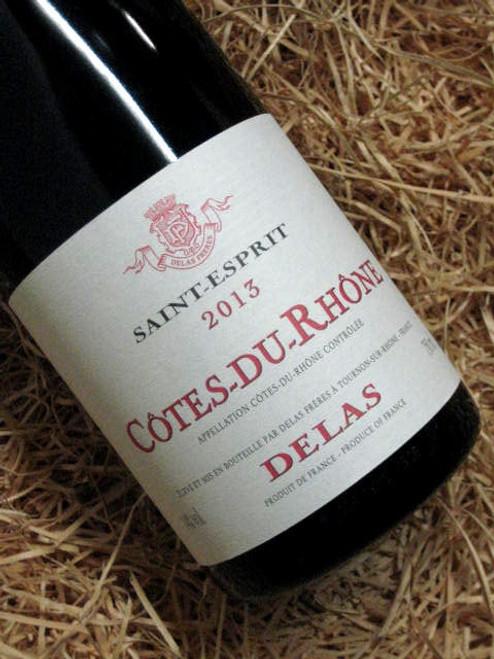[SOLD-OUT] Delas Cotes du Rhone Saint-Esprit Rouge 2013
