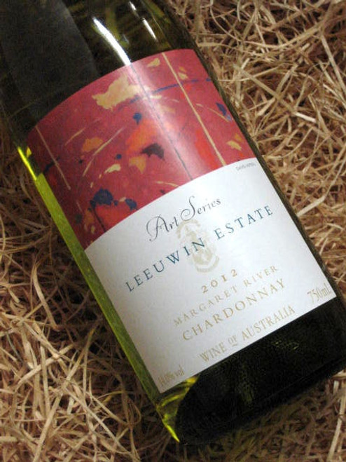 [SOLD-OUT] Leeuwin Estate Art Series Chardonnay 2012