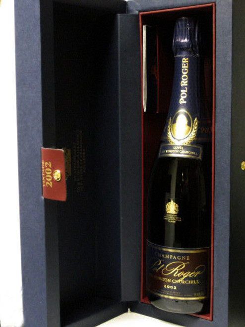 [SOLD-OUT] Pol Roger Sir Winston Churchill 2002