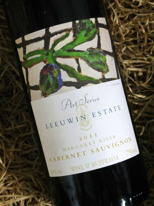 [SOLD-OUT] Leeuwin Estate Art Series Cabernet Sauvignon 2011