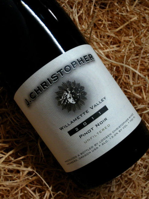 J Christopher Willamette Pinot Noir 2011