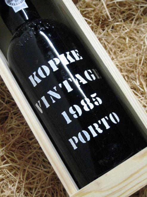 Kopke Vintage Porto 1985