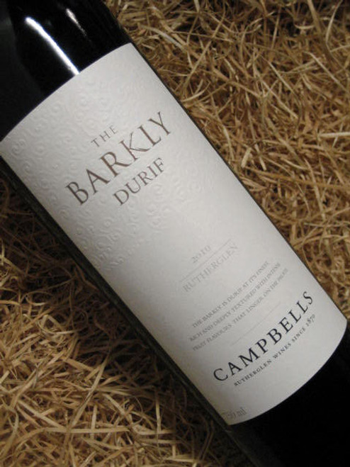 Campbells Barkly Durif 2010
