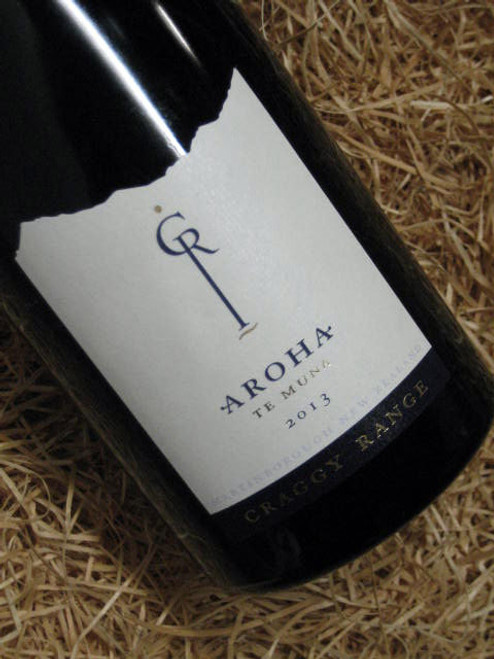 [SOLD-OUT] Craggy Range Aroha Pinot Noir 2013