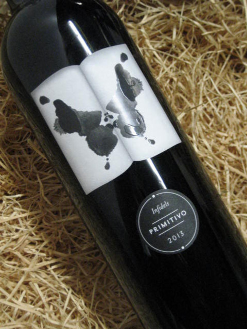 [SOLD-OUT] Inkwell Infidels Primitivo 2013