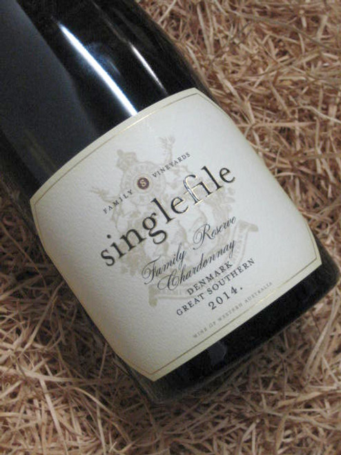 [SOLD-OUT] Singlefile Family Reserve Chardonnay 2014