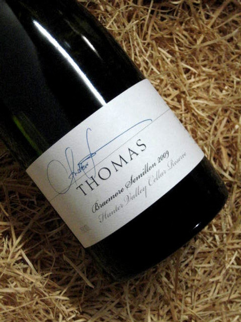 [SOLD-OUT] Thomas Braemore Reserve Semillon 2009