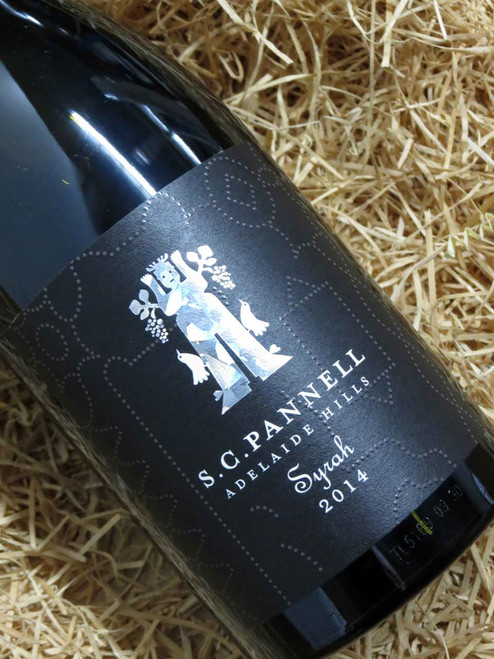 [SOLD-OUT] S C Pannell Syrah 2014