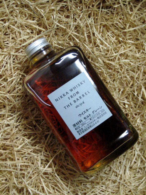[SOLD-OUT] Nikka Whisky from the Barrel 500mL 51.4%