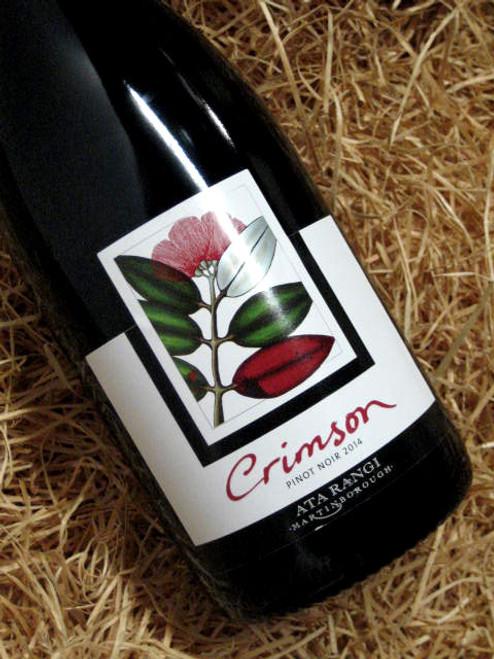 [SOLD-OUT] Ata Rangi Crimson Pinot Noir 2014