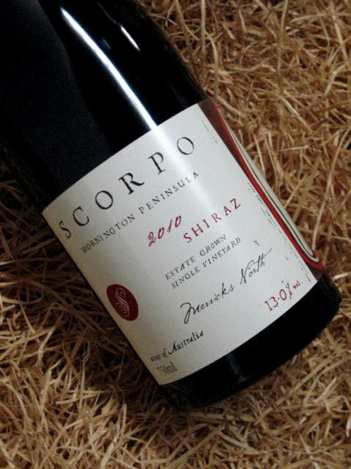 [SOLD-OUT] Scorpo Old Vine Shiraz 2010