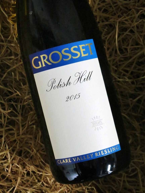 [SOLD-OUT] Grosset Polish Hill Riesling 2015