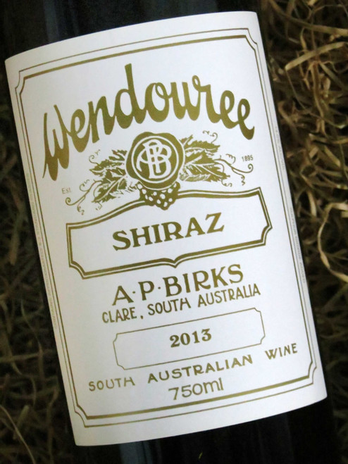 [SOLD-OUT] Wendouree Shiraz 2013