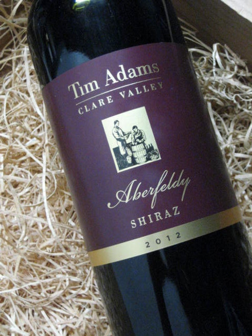 [SOLD-OUT] Tim Adams The Aberfeldy Shiraz 2012