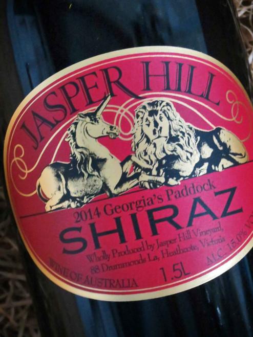 [SOLD-OUT] Jasper Hill Georgia's Paddock Shiraz 2014 1500mL-Magnum