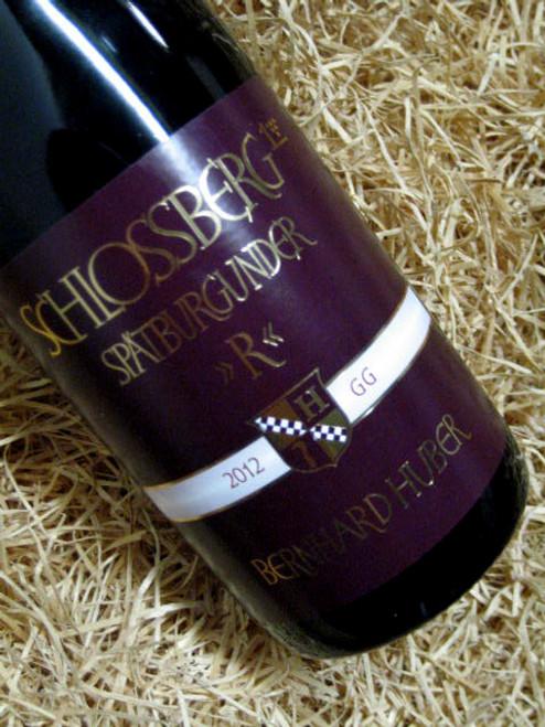 [SOLD-OUT] Bernhard Huber Schlossberg GG Pinot Noir 2012