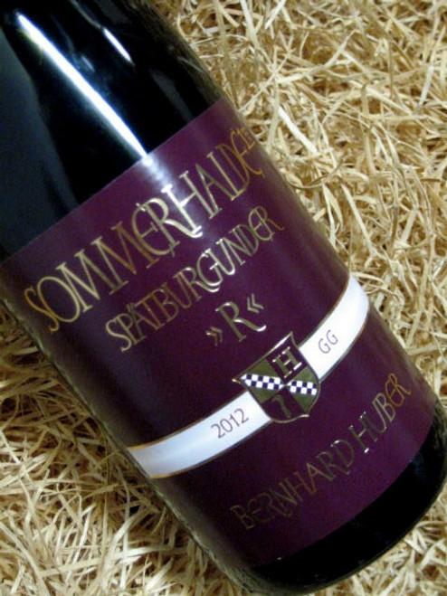 [SOLD-OUT] Bernhard Huber Sommerhalde GG Pinot Noir 2012