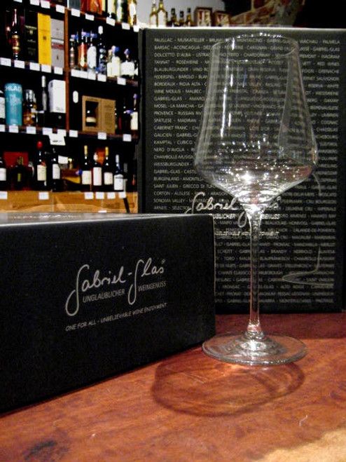 [SOLD-OUT] Gabriel-Glas Universal Wine Glass Twin Pack