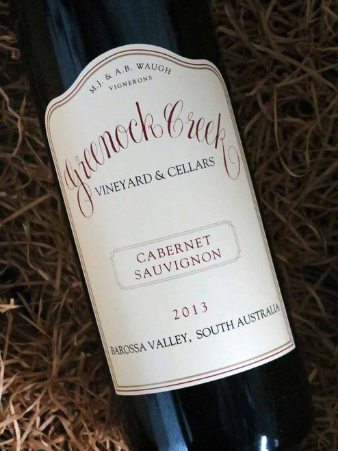 [SOLD-OUT] Greenock Creek Cabernet Sauvignon 2013