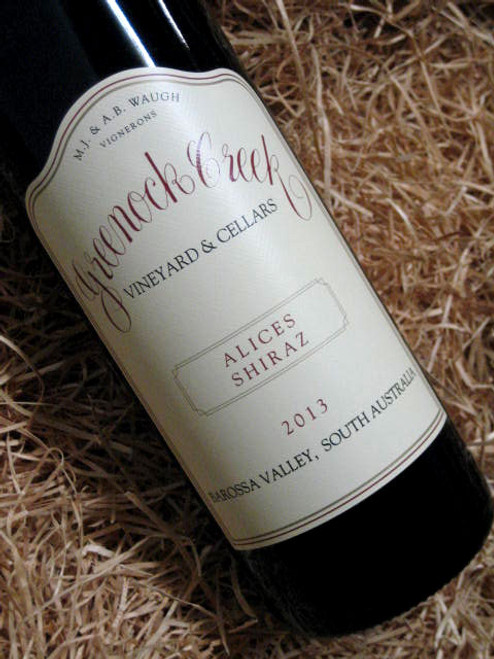 [SOLD-OUT] Greenock Creek Alices Shiraz 2013