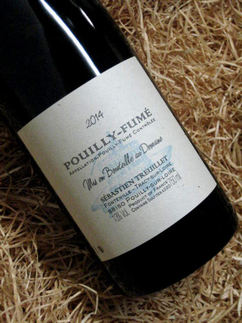 [SOLD-OUT] Dom Treuillet Pouilly Fume 2014