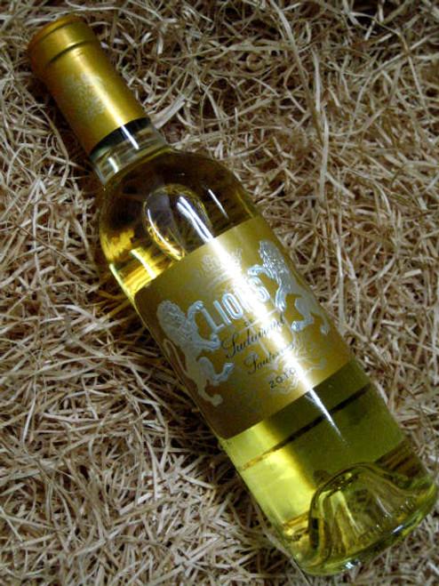 [SOLD-OUT] Les Lions de Suduiraut 2010 375mL-Half-Bottle